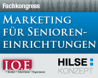 Marketing für Senioreneinrichtungen