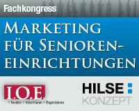 Marketing für Senioreneinrichtungen
