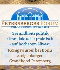 Petersberger Forum zum Gesundheitswesen